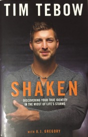 Shaken by Tim Tebow Book Review