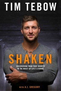 Book Review of Shaken by Tim Tebow