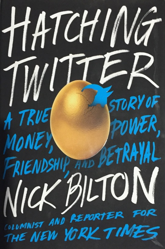 Hatching Twitter Book Review