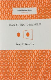 Managing Oneself Book Review